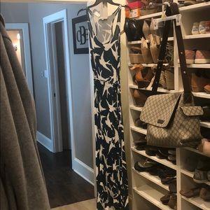 LOFT super soft maxi dress size M